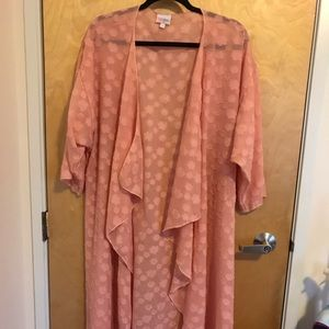 Barely Worn Pink Shirley